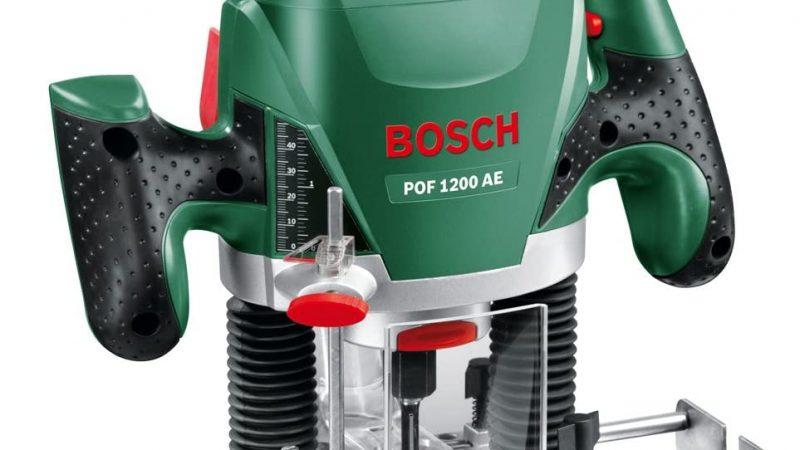 Les attributs de la Bosch POF Défonceuse 1200 AE